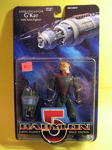 Babylon 5 G'Kar