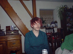 Me with new hairstyle #2 (Johnny2bad) Tags: christmas xmas lancashire wigan greatermanchester billinge j2b johnny2bad