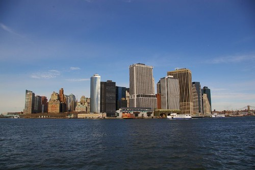 manhattan skyline wallpaper. Manhattan Skyline