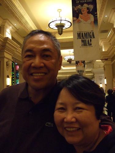 Mamma and Papa Mia