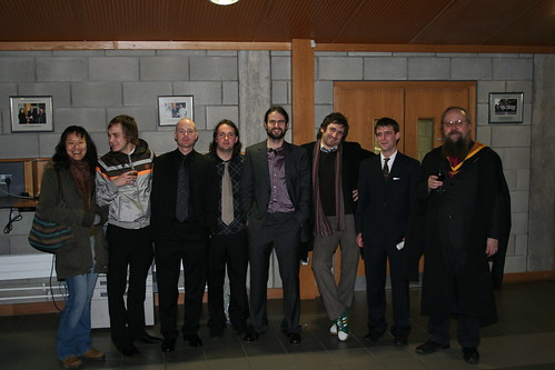 MusTech grads 2008
