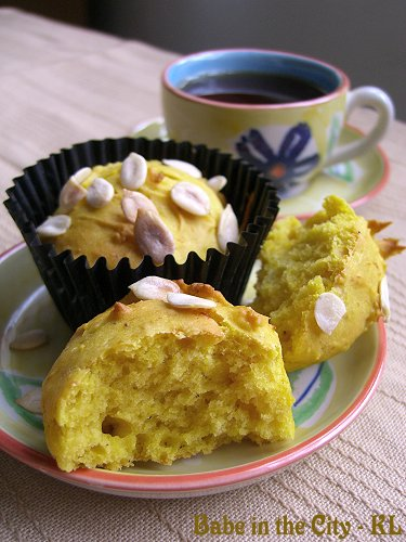 Pumpkin & Ginger Muffins With Masala Tea