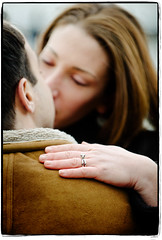Ring Me Up (Ryan Brenizer) Tags: wedding love brooklyn engagement nikon january dumbo engagementring ring jewelery 2008 d3 70200mmf28gvr heatherandnoam