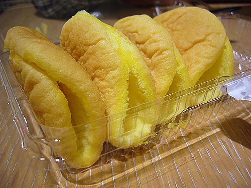 mini spongecake