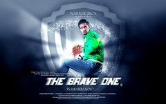 The Brave One ... ! (Bally AlGharabally) Tags: wallpaper movie warner bros rai kuwaiti fawaz bally gharabally algharabally alnashmi