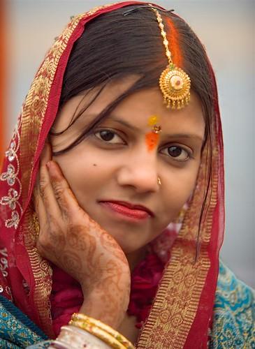 Ghat Bride