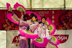 happy chines new year (MOHSEN MaSoUmI) Tags: uk pink girls woman manchester chinesnewyear mohsenmasoumi