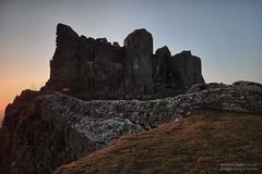 Carreg Cennen(16) (Sean Bolton (no longer active)) Tags: castle history wales carmarthenshire cymru ruin historic fortification fortress blackmountain carregcennen llandeilo cadw dyfed seanbolton ffotocymrucouk deheubarth castellfarm