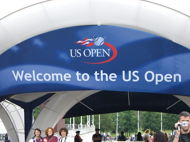 Welcome to the US Open