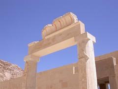 Luxor Valley of the Queens Hatshepsut #7 (Clive1945) Tags: egypt karnak luxor hatshepsut nikoncoolpix995 valleyofthequeens