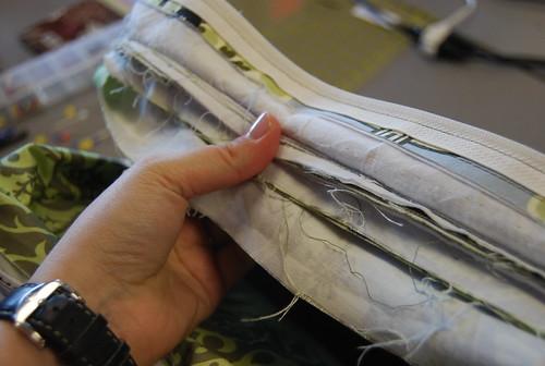 Weekender Bag Lining