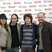 Olivia Wilde, Scott Cross, Jesse Eisenberg, Michael Wolfe