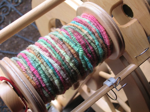 COLORBOMB 'Spent Blossoms' on bobbin