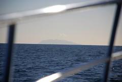 White Island am Horizont