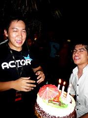 big surprise! (jckhim) Tags: birthday event hennessy