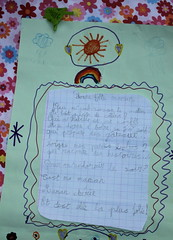 Poem in French, from Ambear (Hoola Tallulah) Tags: french poem day mothers