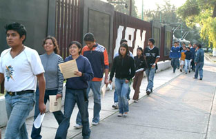 Examen de admisión al IPN México
