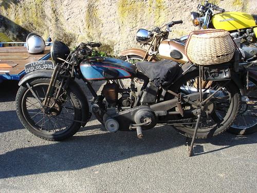 Terrot 250 OS 1930 250cc 2 stroke