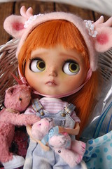 DSC_0037 (Lindy Dolldreams) Tags: sweetcrate blythedoll redhead punkin samar