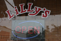 Lilly's Taqueria is open