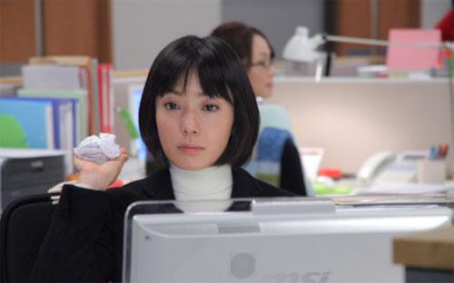 不妥協的女人演員菅野美穗