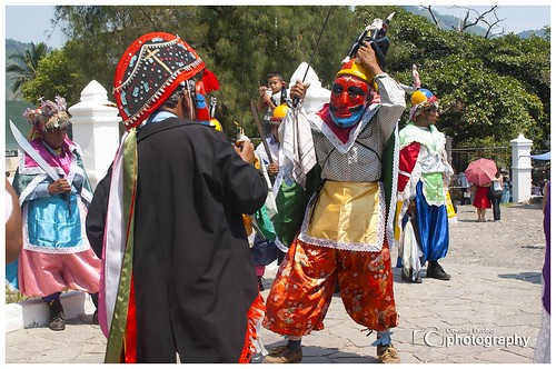 Tradiciones de Panchimalco