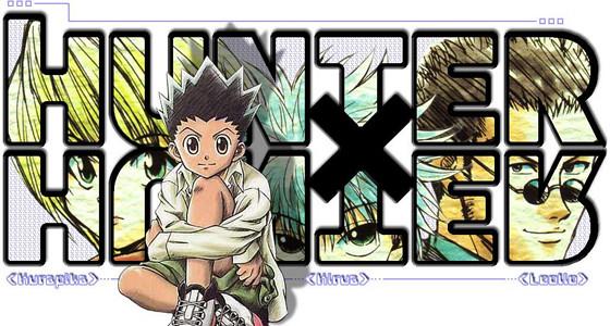 Novo volume de Hunter x Hunter
