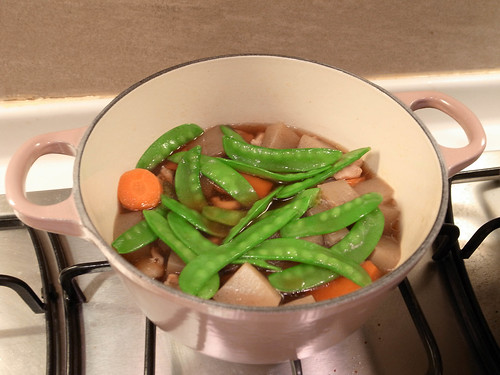 雞肉蔬菜雜煮