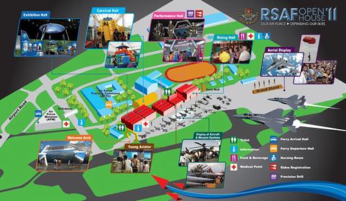 RSAF Centre Fold Front