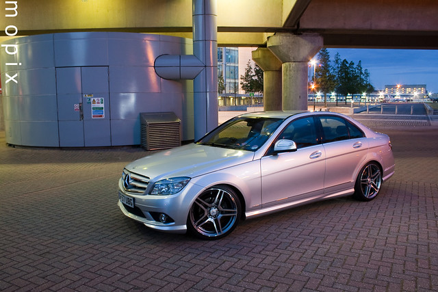 my W204 C180K AMG Sport - Mercedes Forum - Mercedes Benz
