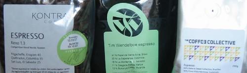 Nordic espresso