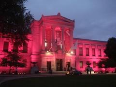 Museo de Bellas Artes (de noche)