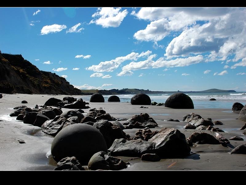 走遍紐西蘭的好山好水