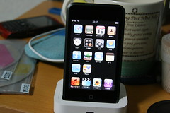 iPod Touch with jailbreak