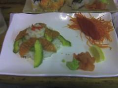 Sushi on October 24, 2007