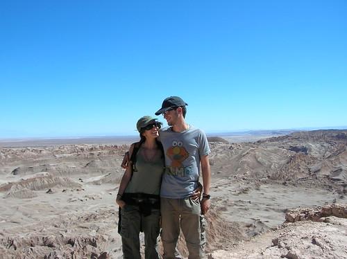 Nosotros en el desierto