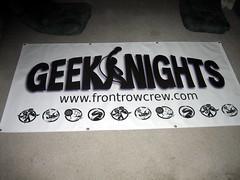 GeekNights Banner