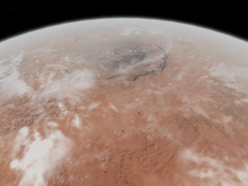 El nuevo anuncio de La NASA sobre Marte