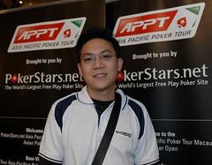 APPT Macau 2007: Ivan Tan