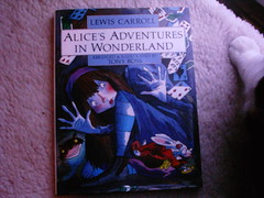 alice by Tony Ross (shebrews) Tags: alice lewiscarroll vintagebook wonderlandaliceinwonderland