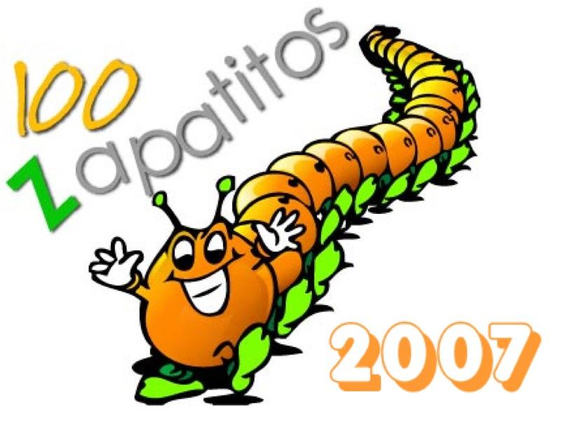 100Zapatitos 2007