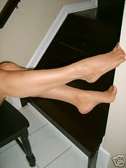 64 (feet_man99) Tags: feet stockings legs femalefeet