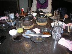 P1010814 (Jedi.RC) Tags: friends food japan tokyo shinjuku izakaya mexicans delicatessen