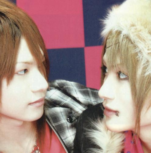 Takuya&Miku by harajuku.girly.