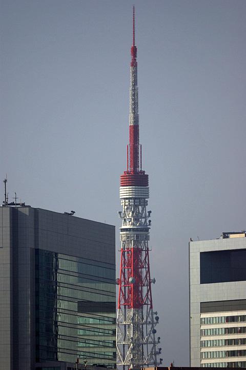Tokyo Tower 500mm (Kenko)