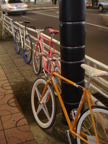 Chiba Fixed Gear