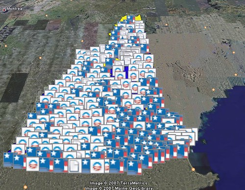 Google Earth Results
