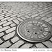 New York City Manhole Cover - Manhattan, New York by jimgoldstein
