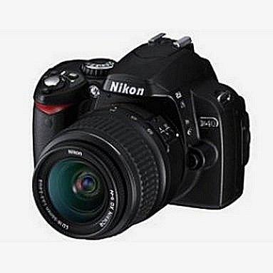 Tess' New Nikon