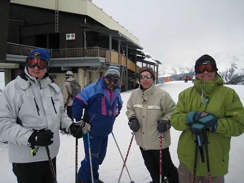 Mecthon Ski Février 2008
